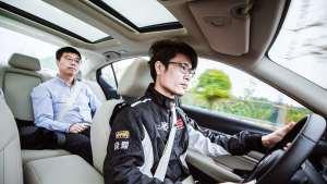 东风日产ProPILOT智能驾驶让你充分感受黑科技体验