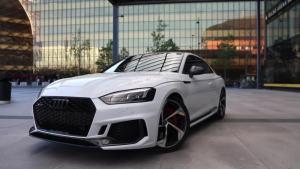 奥迪RS 5 Coupe细节展示