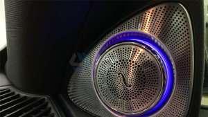 小升级大变样,迈巴赫S 前后3D旋转高音头