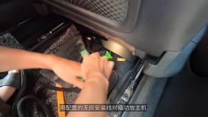 品质杠杠的讯图车载dsp功放,装过的车载音响都比原车提升了3~5倍