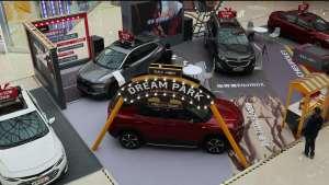 汽车VLOG 用Vlog的视角去青岛看一场雪佛兰的商超展