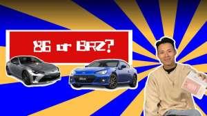 """18万圆""""跑车梦""""!入坑二手BRZ或86,选谁好?"""