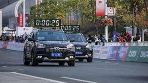 合马开跑 硬实力选手全新一代瑞虎8领跑全程