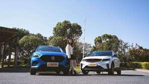 10万小型SUV怎么选?名爵ZS对比吉利缤越谁更强?