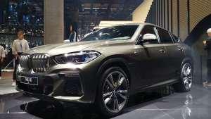 全新BMW X6在2019广州车展上市
