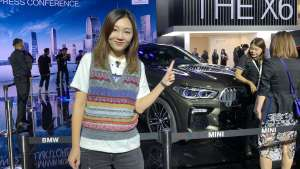 2019广州车展新车快评:全新一代宝马X6