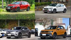 合资小型SUV纷纷换代,谁才是年轻人首选?