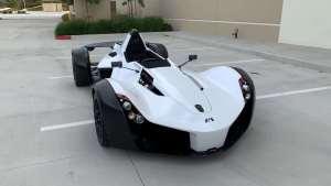 BAC Mono评测(下):大猩猩曾说,这是最美的汽车造型之一