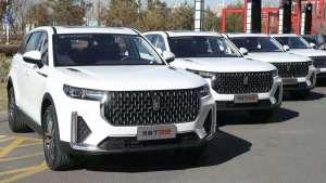 大五座智慧旗舰SUV奔腾T99正式上市,官方指导价14.99-18.99万元