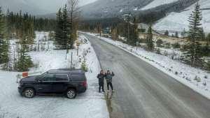 温哥华看小岳岳 自驾加拿大之旅