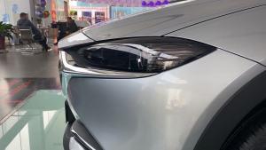 2020款马自达CX-4 外观与内饰实拍