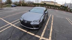 5.0 V8自吸行政级高性能轿车雷克萨斯GSF限量版动态体验