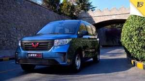 五菱宏光PLUS五座版上市 全新一代A3下线   车闻