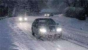 送给开车的人,雪天行车必须掌握的五大注意事项!
