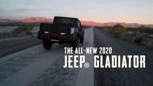 终极测试!2020 Jeep Gladiator 角斗士