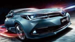 10~15万元最值得购买的轿车系列——丰田卡罗拉