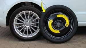 忽视了汽车备胎的这几点,当心要用时已经报废!
