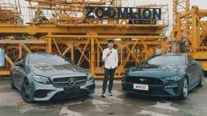 70万你选豪华还是操控?Mustang GT对战奔驰 E coupe