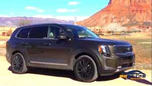 【实拍】外形像传祺GS8  起亚8座大尺寸SUV漂亮