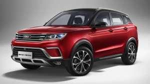 「百秒看车」经济实惠,野马全新SUV正式上市,5.78万