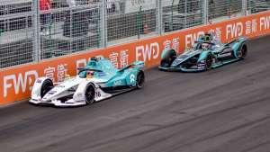 2.8秒百公里加速! 告诉你Formula E赛车的几个秘密