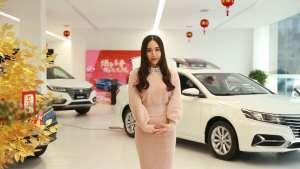 3.8女性购车全攻略:吉利缤瑞、荣威RX5