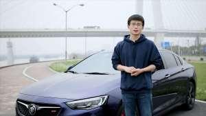 君威GS:我虽然运动,但不刻意追求运动 | 开什么车