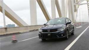 东风Honda再添利器,享域能否成为家轿黑马?