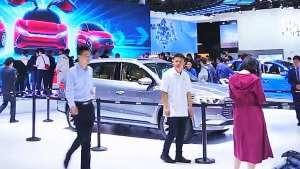 不愧新能源汽车引领者 比亚迪携23款新车亮相上海车展