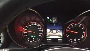 奔驰GLC43改装增强驾驶辅助23P测试中