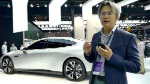 小鹏P7:拥有超薄电池技术,才能制造电动轿车