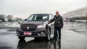 德国老车手50年前曾是宝沃车主,再试BX7感想如何?