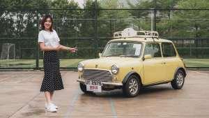 试驾Rover Mini,你猜这车跟我差几岁?