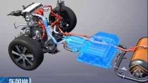 长城汽车布局氢能源,领跑氢能技术研发