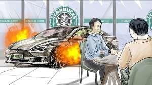 电动车为什么会爆炸?