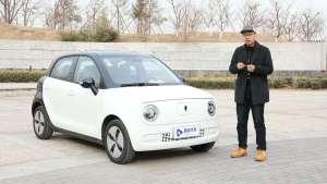 这么小的车不挤吗?欧拉R1实用性体验