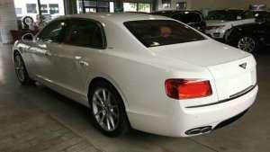 飞驰人生18款宾利飞驰V8S 4.0T顶级成功人士经典座驾