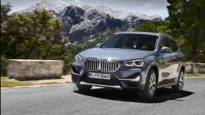 中期改款 BMW X1 大鼻孔就是气派!