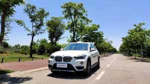 【九樽论】颜值空间操控都能打,试2019款BMW宝马X1