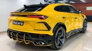 兰博基尼Urus最顶级华丽的SUV完美改装展示