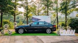 2019款新BMW 5系插电式混合动力营造梦幻般的豪华