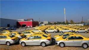 这三款车型是出租车公司最喜欢的,便宜又耐用