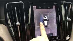 实拍:沃尔沃XC60摄像头功能演示,上帝视角倒车实用