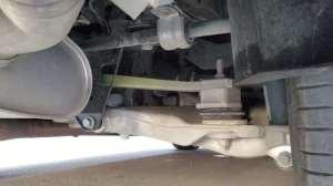 实拍:沃尔沃XC60插混顶配,玻璃纤维材质悬架系统,