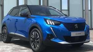 国产全新标致2008将年内发布 纯电车型续航达430公里