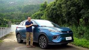 新能源车也能玩运动?威马EX5 PRO试驾视频