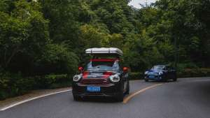 创新大胆前卫!独领风骚60年,MINI设计之旅邂逅杭州