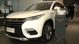 #国产SUV#同城双子店落成EXEED星途TX/TXL发力