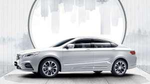 博瑞GE新增车型上市,配置全面,售13.68万起