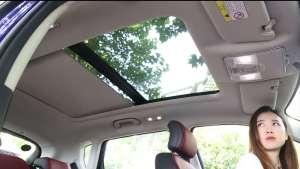星空车顶不止劳斯莱斯,这台SUV天窗给你全景观星视野
